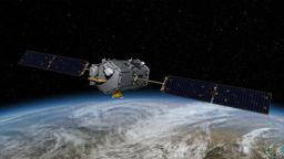 The Orbiting Carbon Observatory (OCO)