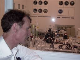 Bill Nye eyes Curiosity