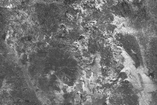Ganesa Macula and environs, Titan