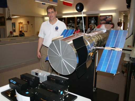 Model of the Hubble Space Telescope
