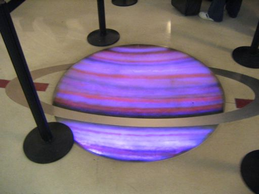 Saturn at LAX