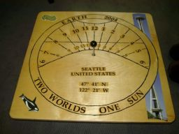 EarthDial #1, Seattle, Washington, USA