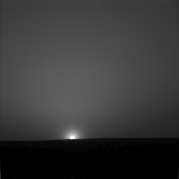 Sunrise for Phoenix, sol 90