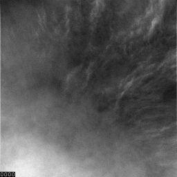 Clouds over Victoria