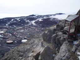 McMurdo from Ob Hill