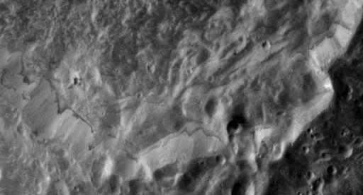 Herschel's southern wall