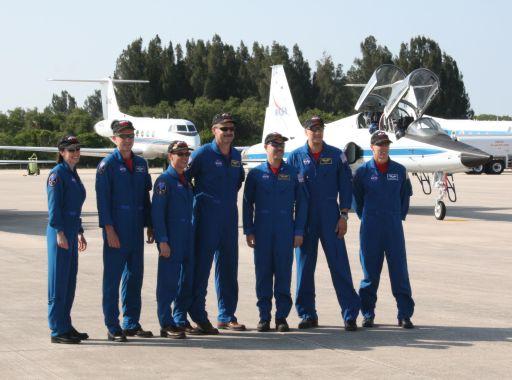 Crew of STS-125