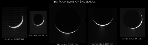 The Fountains of Enceladus