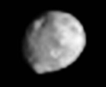 Vesta from Dawn on June 14, 2011