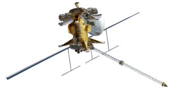 Europa Jupiter System Mission Europa orbiter concept