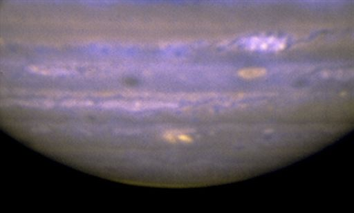 Jupiter from Gemini North, July 22, 2009