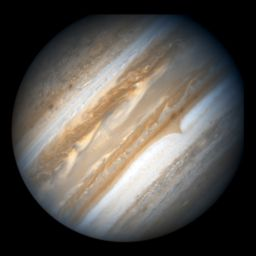 Jupiter from Hubble