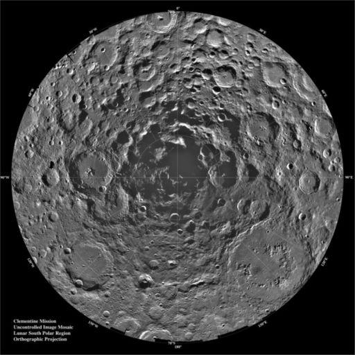 Lunar Pole
