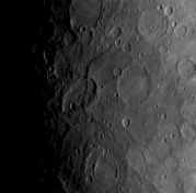 New rupes found on Mercury