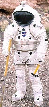 NASA's Mark III Spacesuit