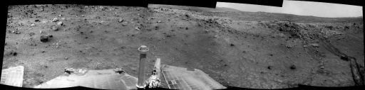 Spirit panorama, sol 1,793