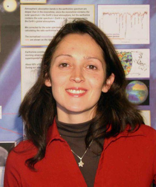 Pilar Montañés-Rodriguez, Big Bear Solar Observatory