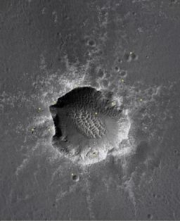 Santa Maria Crater