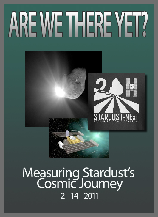 Are We There Yet? Stardust Contest