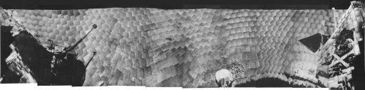 Lunar Surveyor 6 Panorama (raw)