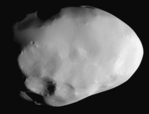 Saturn's moon Telesto