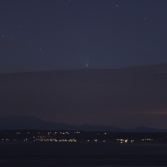 PanSTARRS from Seattle