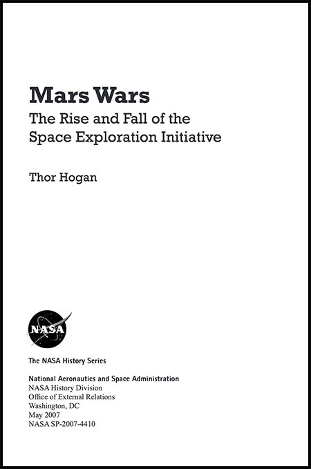 Mars Wars cover