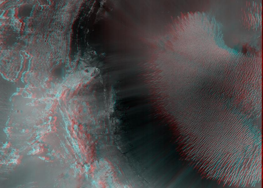 Iazu crater