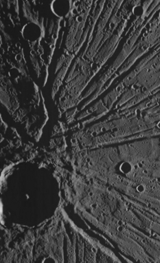 Apollodorus and Pantheon Fossae