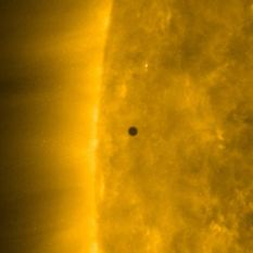 Mercury Transit 2019 from SDO