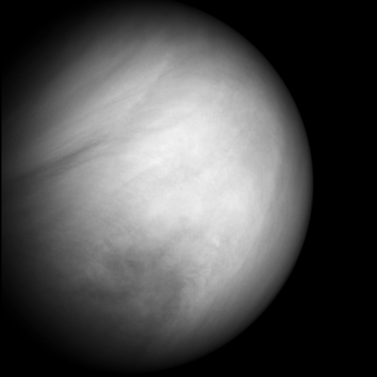 The Clouds of Venus