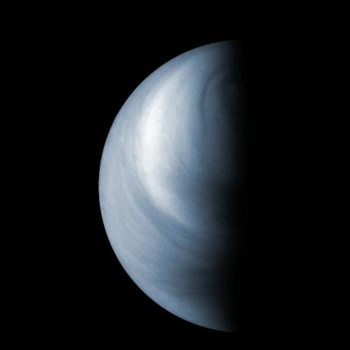 Venus in Ultraviolet