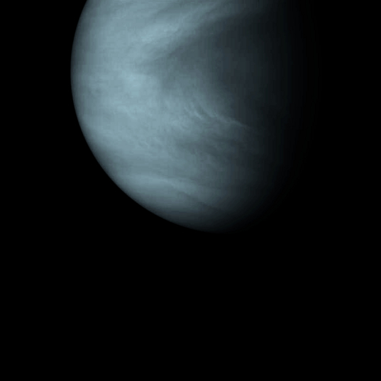 Venus by Galileo