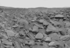 Standing on Venus with Venera 9
