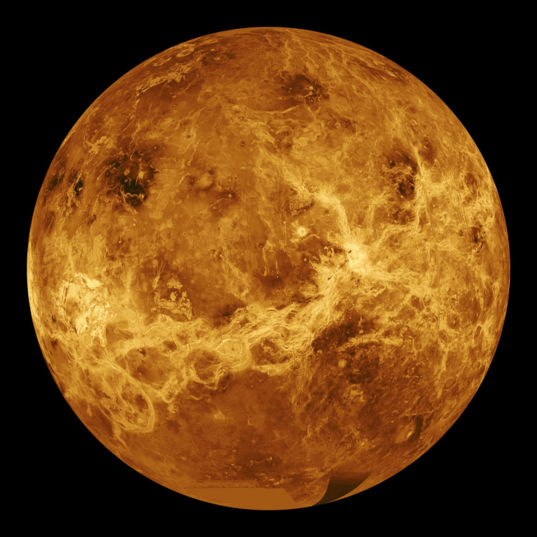 Then & Now: Venus