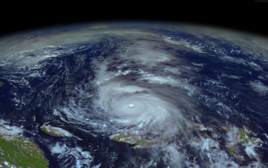 Typhoon Jelawat from Elektro-L