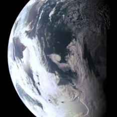Earth from Junocam (EFB12)