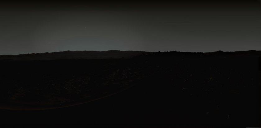 Twilight over Moonlight Valley
