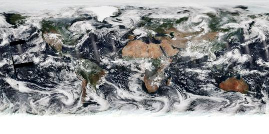 Earth on July 29, 2014