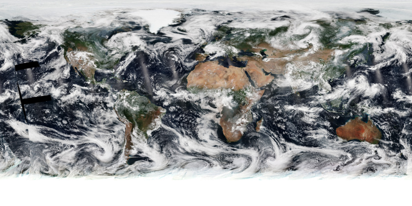Earth on July 29, 2014