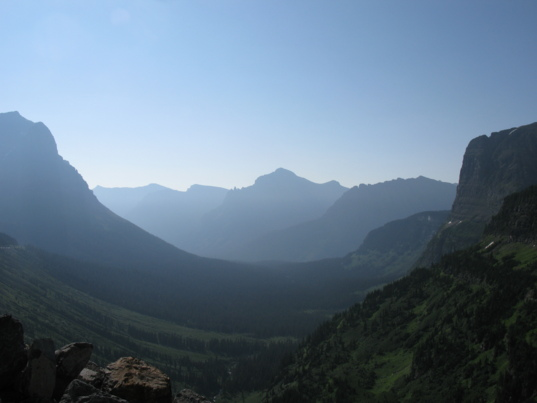 Glacier National Park: Soon to be known as