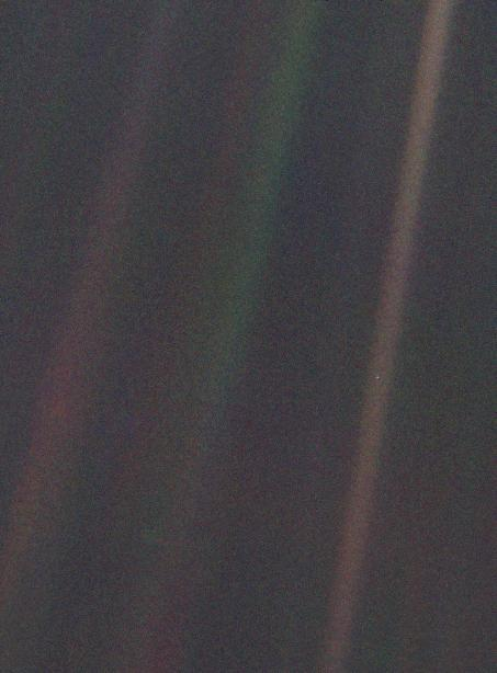 A Pale Blue Dot | The Planetary Society