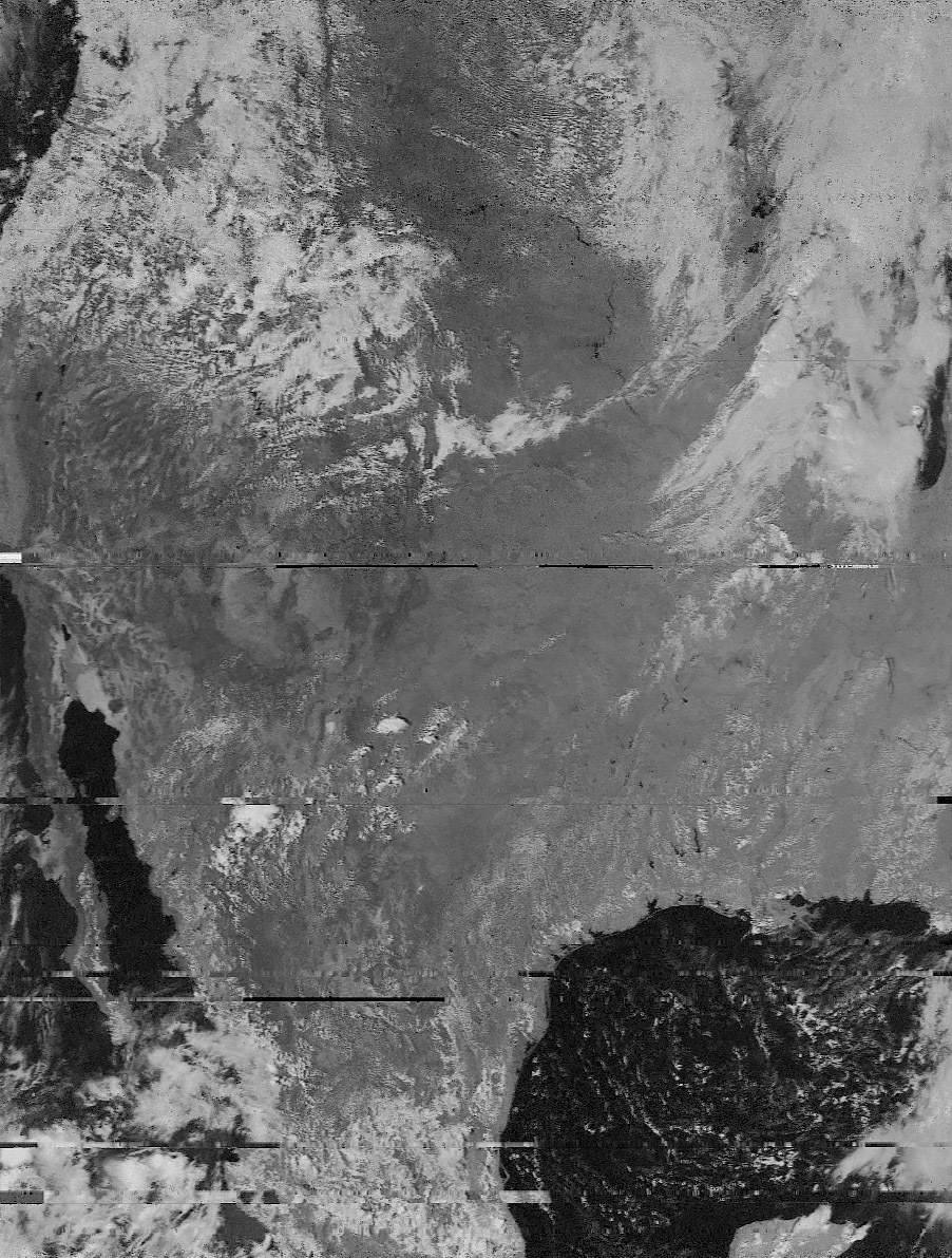 How to Download Weather Satellite Images from Space | The
