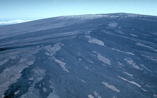 Mauna Loa rift zone
