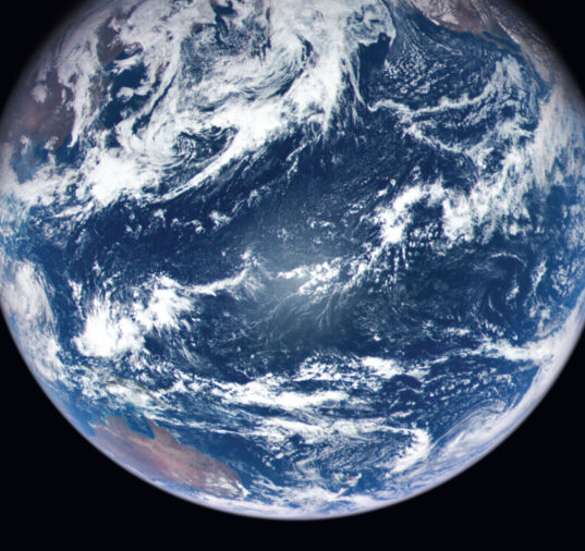 Earth as seen by OSIRIS-REx