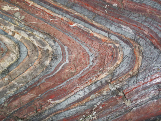 Banded iron formation