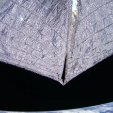 LightSail 2 over Australia