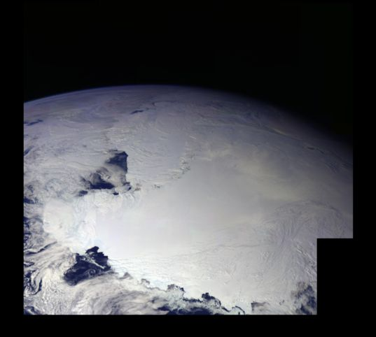 Antarctica from Galileo