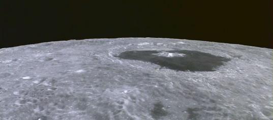 Tsiolkovsky Crater