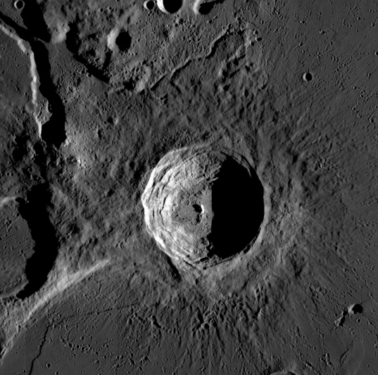 Aristarchus Crater Context
